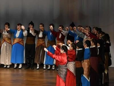 """ΔΕΙΤΕ ΦΩΤΟ από το διήμερο """"Χορεύοντας την Ζωή"""" στο Συνεδριακό του Πανεπιστημίου Πατρών"""
