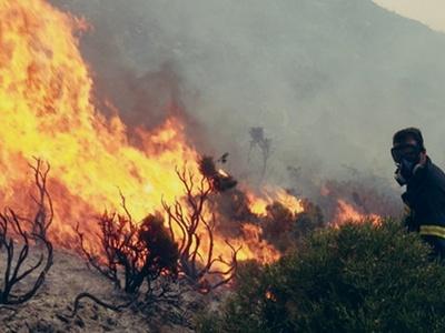 Καλάβρυτα: Οριοθετήθηκε η πυρκαγιά στην Πλάκα