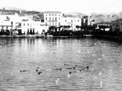 Αθλητικός τουρισμός στην Πάτρα το 1906!! (ΦΩΤΟ)