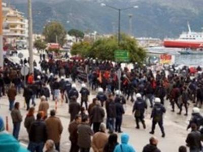 Ηγουμενίτσα: Οξύνεται το πρόβλημα της λαθρομετανάστευσης