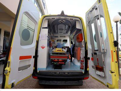 Σε σοβαρή κατάσταση βρέφος 17μηνών στο νοσοκομείο του Ρίου