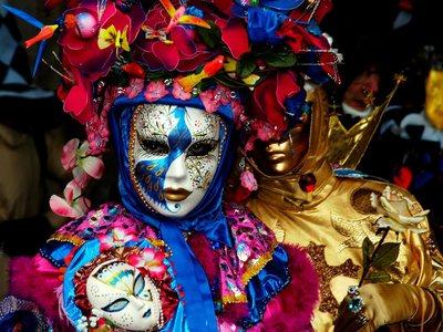 Ταξιδεύουμε στο μαγικό και ονειρεμένο καρναβάλι της Βενετίας