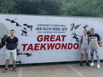 Το ταξίδι της Αστραπής στην Κορέα συνεχίζεται