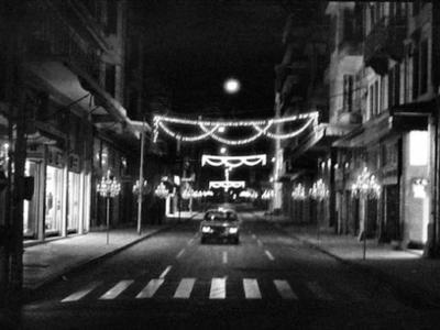 Πατρα δεκαετία 1970 Χριστουγεννιάτικη δι...