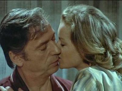 Ρόμι Σνάιντερ & Υβ Μοντάν από τον Κινητό Κινηματογράφο του Νίκου Καββαδία στο Ιόνιο στην Πλαζ