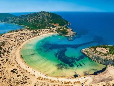Οι Ελληνικές παραλίες που συμπεριέλαβε ο Guardian στις καλύτερες της Ευρώπης