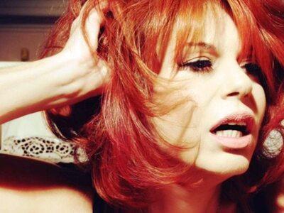 Πωλίνα Γκιωνάκη: Ο σύντροφός μου με κακο...