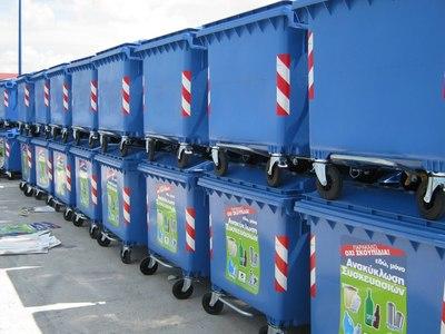 Η νέα δημοτική αρχή Αιγιάλειας «ξεδιπλώνει» το πρόγραμμα της για την ανακύκλωση