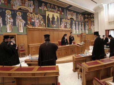 Η Ιερά Σύνοδος για την απόφαση του Μητρο...