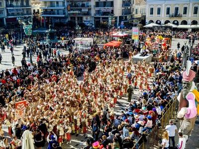 Άκυρο το Πατρινό Καρναβάλι του Ιουνίου! ...