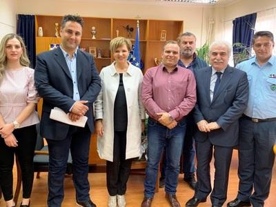 Πάτρα: Θετική στην αποδέσμευση των Αστυνομικών από τις μεταφορές των ψυχικά πασχόντων η Γεροβασίλη