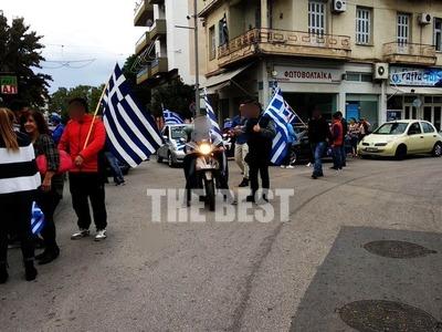 Πάτρα: Ολοκληρώθηκε η παρέλαση- Μικροεπε...