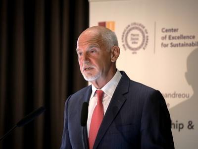 Δυσφορία Γιώργου Παπανδρέου για τη δικαίωση του Ερβέ Φαλτσιανί