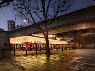 Στο BFI Southbank Theater του Λονδίνου, ...