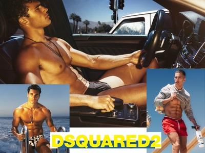 Aναστατώνομαι: Dsquared2 beachwear στη Μ...