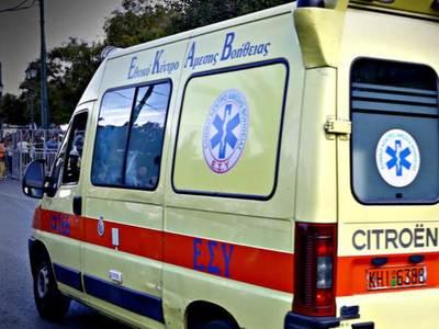 52χρονος από τη Ζάκυνθο μεταφέρθηκε με Ι.X. στην Πάτρα γιατί δεν υπήρχε διαθέσιμο ασθενοφόρο