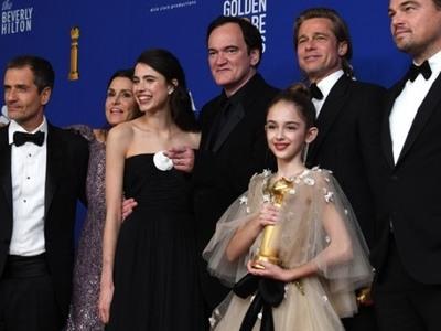 Χρυσές σφαίρες: «Κάποτε στο Χόλιγουντ» και «1917» οι μεγάλοι νικητές