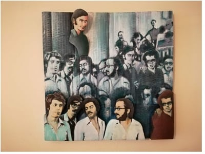 Η θρυλική γενιά του 1973 εμπνέει τον εικαστικό καμβά του Πατρινού Χάρη Βελαώρα