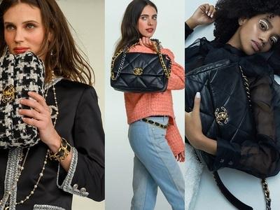 Chanel bag 19: Η… Ferrari στις τσάντες έγινε παγκόσμια εμμονή με πολύ hot νεαρές ambassadors