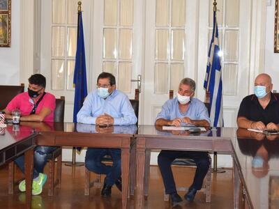 Δήμος Πατρέων: Συνεδρίασε εκτάκτως το Συντονιστικό