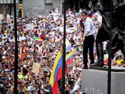 Οι Αμερικανοί συγχαίρουν τον Μητσοτάκη για τον Γκουαϊδό