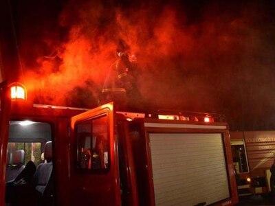 Σοβαρές ζημιές από φωτιά σε εκκλησία στο...