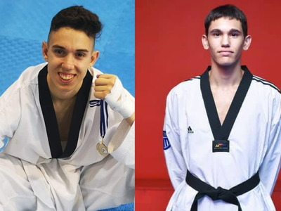 Στο ευρωπαϊκό πρωτάθλημα Λάμπης Φλουσκούνης και Σωτήρης Μιχόπουλος