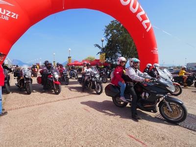 Διεθνής... πασαρέλα Moto Guzzi στην Πάτρα - ΦΩΤΟ