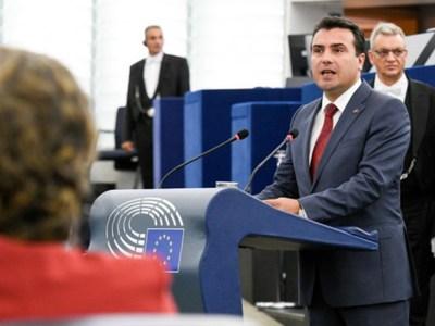 Ζάεφ: Η Συμφωνία των Πρεσπών κινδυνεύει