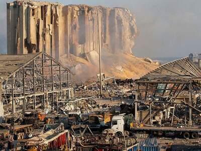 Λίβανος-έκρηξη: Άνω των 15 δισ. δολαρίων...