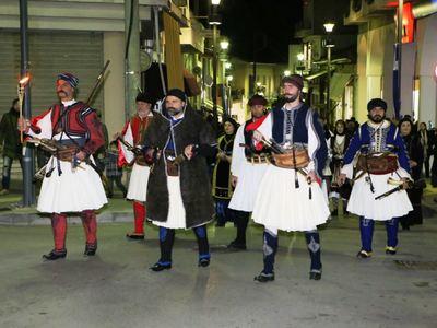 Ο Δήμος Αιγιαλείας τίμησε την επέτειο της Μυστικής Συνέλευσης της Βοστίτσας