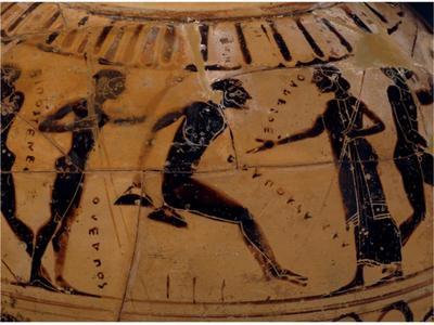Κατσιφάρας: Ζήτημα τιμής ο εντοπισμός των ληστών της Αρχαίας Ολυμπίας