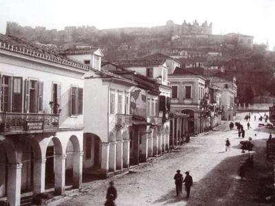 Πάτρα: Μια καθημερινή στην Αγίου Νικολάου του 1896