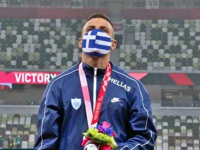 Παραολυμπιακοί: Αργυρό μετάλλιο ο Προδρό...