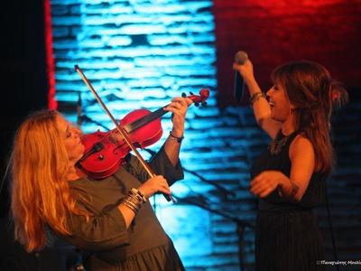 Από την Πόλη ως το Παρίσι με την Ευανθία Ρεμπούτσικα - ΦΩΤΟ από τη συναυλία στην Πάτρα