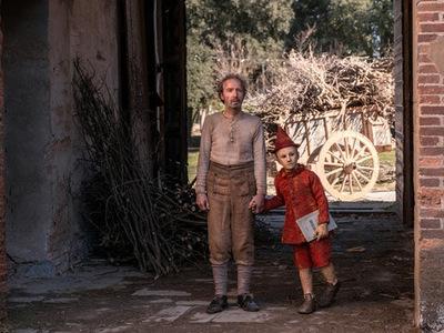 """Τον Μάρτιο στην Ελλάδα ο """"Πινόκιο"""" με τον Ρ. Μπενίνι ως Τζεπέτο"""