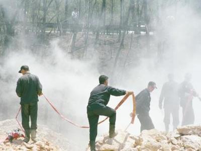 Δυτική Αχαΐα: Φωτιά στο Μύρτο - Κάηκε γε...