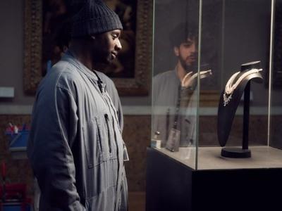 «Lupin»: Σειρά στο Netflix για ληστεία στο Λούβρο