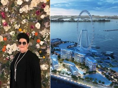 ΑΝΝΑ ΜΑΡΙΑ ΡΟΓΔΑΚΗ: ΑΝΕΛΑΒΕ ΤΟ WEDDING PLANNING ΣΤΟ CEASARS PALACE BLUEWATERS ΤΟΥ ΝΤΟΥΜΠΑΙ!