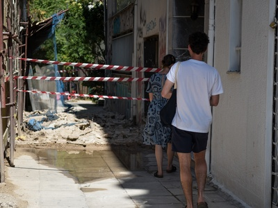 """Λέκκας για σεισμό Αθήνας: """"Ομαλή η μετασεισμική ακολουθία"""""""