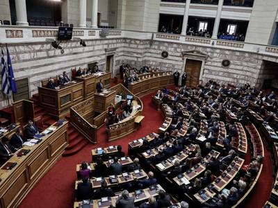 Κατατέθηκε στη Βουλή το ασφαλιστικό νομοσχέδιο