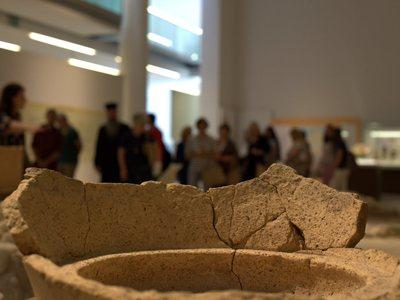 Αρχαιο... διαβάσματα για παιδιά στο Μουσείο της Πάτρας
