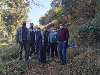 Άνω Καστρίτσι: Καθαρίστηκε η αντιπυρική ζώνη