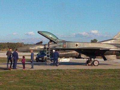 Από σήμερα μέχρι την Κυριακή οι εκδηλώσεις στον Άραξο για τον Προστάτη της πολεμικής αεροπορίας