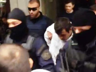 Προφυλακίστηκε ο Αλβανός πιστολέρο
