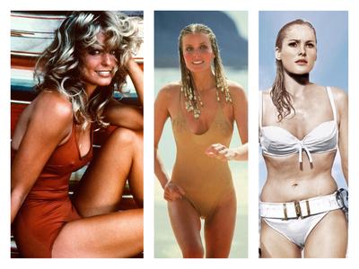 Τα κορίτσια του καλοκαιριού - Τρεις iconic εμφανίσεις ηθοποιών με μαγιό