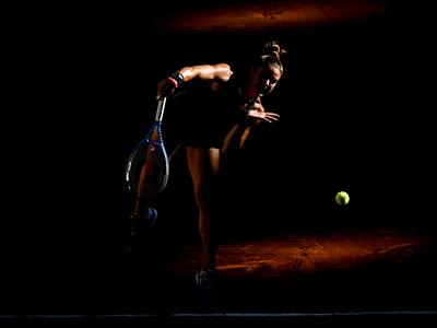 Μαρία Σάκαρη: Η λιονταρίνα του τένις!