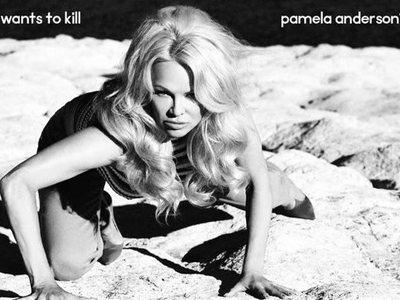 Η Πάμελα Άντερσον πρώτη φορά σε εξώφυλλο του Vogue