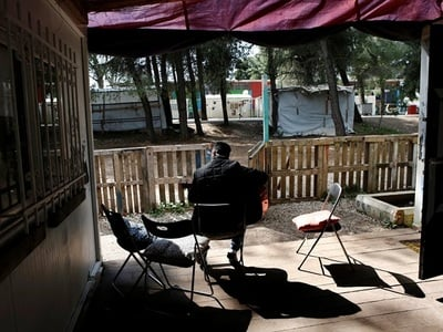 Ιστορίες προσφύγων... Από τις ανοιχτές δομές φιλοξενίας στο  HELIOS