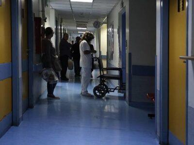 Ευαγγελισμός: Στο σκοτάδι το μισό νοσοκο...